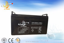 12v 120ah AGM deep cycle lead acid battery with long life, agm deep cycle battery 12v 120ah