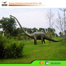 Vivid Animatronic Dinosaur for Amusement Park or Playground