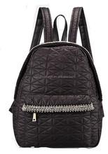 New PU Leather Backpack,18 inch backpack bag,school backpack bag