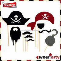 Funny Mask Beard Wedding Party Photography Photo Booth Props