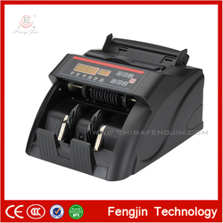 Special bank use high speed top- loading money counter