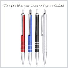 Custom slogan printing personalised metal pens
