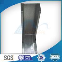 metal studs sizes