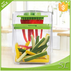 Vegetable Chopper with 6 Cup Container
