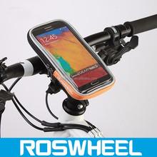 Hot selling bicycle phone holder 11363 full carbon stem integrated handlebar