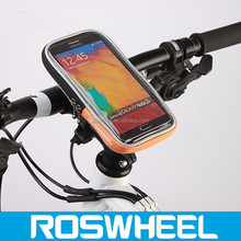 Hot selling bicycle phone holder 11363 phone holder cell phone holder bag manufacturer full carbon integrated handlebar