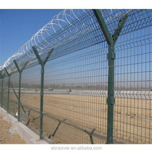 galvanized Y-type safety fence for airport
