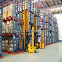 warehouse iron rack vna pallet racking supplier