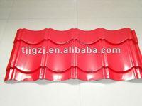 steel roofing coating tile