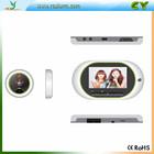 2014 novo produto na china wifi 3g color vídeo porta telefone/visor da porta