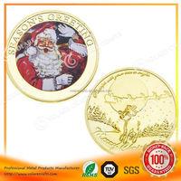 Free Artwork epoxy coating gold coin