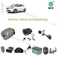 low price 72v 6kw electric car hub motor 5kw driving kit