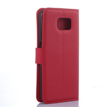 Leather Cover Sleeve Case Pouch Magnetic Band For Samsung Galaxy S6 Edge
