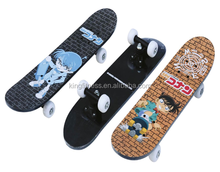 Backfire 2015 New Design 7 ply canadian pro maple skateboard complete Professional Leading Manufacture