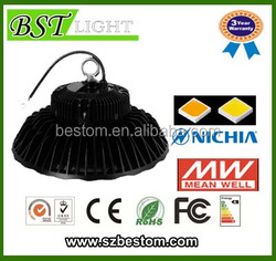 ip65 led high bay light cover housing 2013 industrial light/led high bay