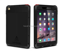 For ipad air 2 Lovemei original powerful dustproof waterproof case