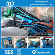 Waste Recycling, Tire Recycling Crumb Rubber