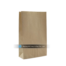 new high quality paper bags, paper bags for flour 1 kg, paper bags for food