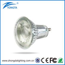 GU10 Excellent Heat Sinking 5W Spotlight Fitting Waterproof Replace Halogen Lamp