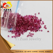 Large reserve high quality round shaped diamond cut natural red spinel