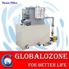 38 micron automático rotary <span class=keywords><strong>acuicultura</strong></span> tambor filtro