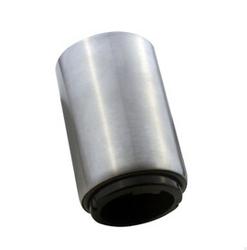 custom logo or blank cylinder barrel stainless steel 430 bottle opener factory