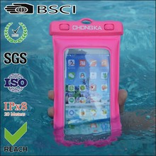 NEW Transparent Waterproof Bag Swimming Beach Pouch For iPhone Mobile Phone