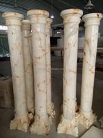 Aluminum panel for Decoration light column