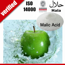 We products are 2% cheaper than the industry average organic acid - DL-Malic Acid