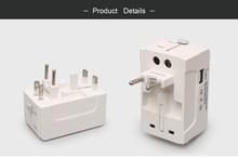 A0031 Universal Converter Plug EC/IEC Approved Electric Adaptor