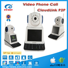 H.264 camera with door magnetic alarm camera with door magnetic alarm