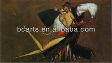 Best seller Dance couple Painting of Modern style