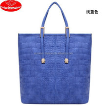 fashion simple new design office ladies bags
