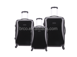 New design hot sale PC+ABS luggage set trolley luggage high quality business travel luggage