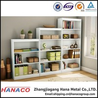 furniture living room combination wooden cabinet bookcase