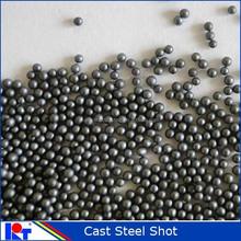 metal abrasive_shot blasting media: cast steel shot S230