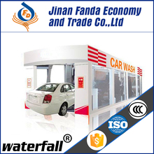 CHINA fully automatic steam and foam car wash machine system