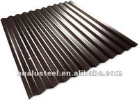 Latest China metal roof price