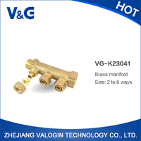 Durable best quality creative high pressure manifolds
