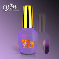 VEN nail color lacquer / new nail art