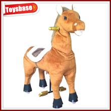 Walking animal ride on toy
