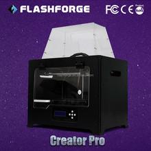 2014 flashforge desktop printing at home 3d printer