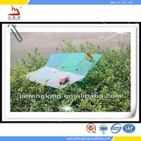 1mm colored polycarbonate Solid Sheet with UV protection for highway