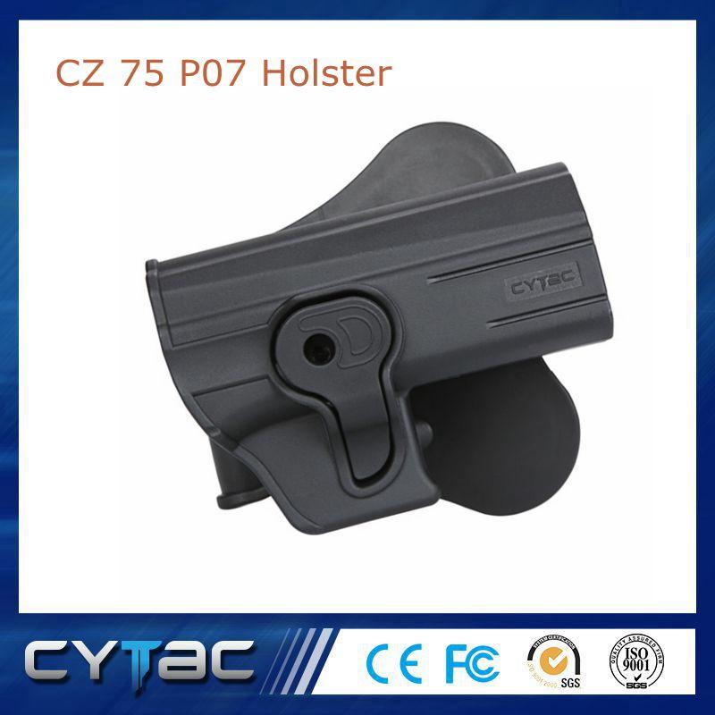 Z funda pistola tobillera cartuchera CZ 75 P07 táctico equipamiento ...