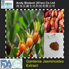 New Arrival High Standard Organic Fructus Gardeniae Extract