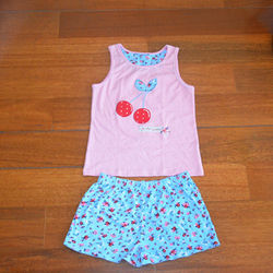 new stylish girls outfits OEM children two pieces sets vest and pants suits