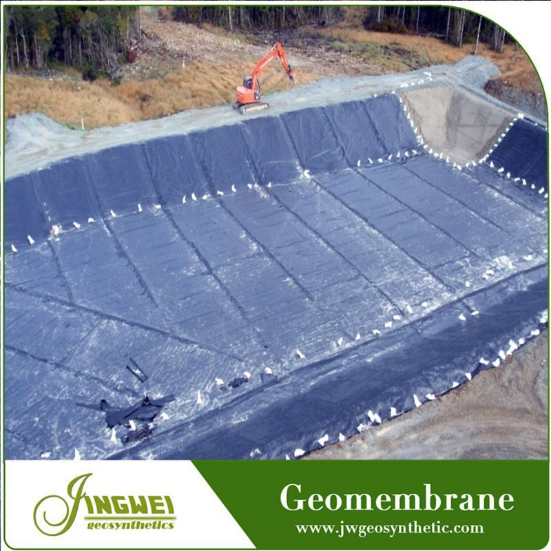 High Density Plastic Pond Liner Pistola Para Geomembrana