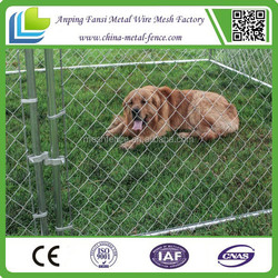 Alibaba China - high quality metal cheap chain link dog kennels direct factory