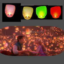 best fashion flame resistant wedding flying sky lantern of china with high quality