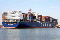 Furniture export of shipping from China to Frankfurt